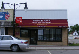 Minnesota Title & Abstract Company, Baudette Minnesota