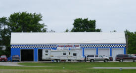 Custom Auto Body & Repair, Baudette Minnesota