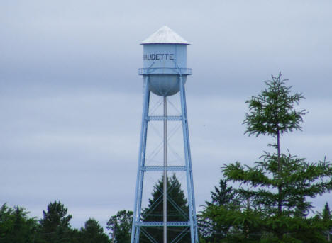 Water Tower, Baudette Minnesota, 2009