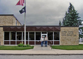 US Post Office, Baudette Minnesota
