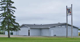 Splitz Bowling Center, Baudette Minnesota