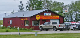 Wayne's Body Shop, Baudette Minnesota