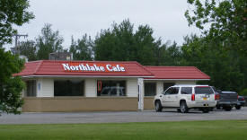 Northlake Cafe, Baudette Minnesota