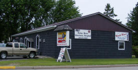 North Wind Barber Shop, Baudette Minnesota