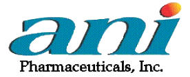 ANI Pharmaceuticals, Inc.