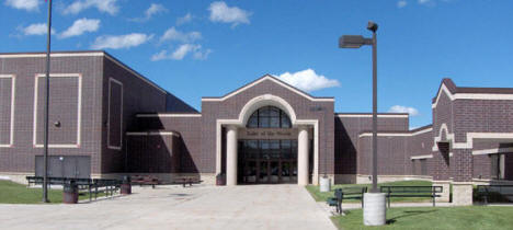 Lake of the Woods School, Baudette Minnesota
