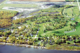 Oak Harbor Golf & Tennis Club, Baudette Minnesota