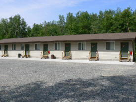 Royal Dutchman Resort Motel, Baudette Minnesota