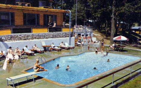 Ruttger's Bay Lake Lodge, 1969