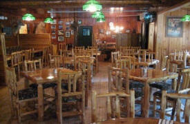 Lonesome Pine Restaurant & Bar, Bay Lake Minnesota