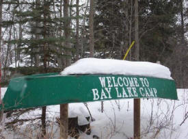 Bay Lake Camp, Bay Lake Minnesota