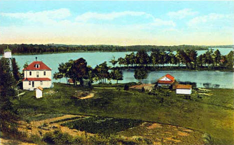 Bay Lake, near Brainerd Minnesota, 1915