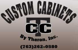 Custom Cabinets by Theron, Becker Minnesota