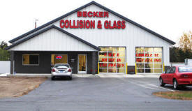 Becker Collision & Glass, Becker Minnesota
