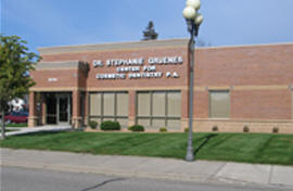 Dr. Stephanie Gruenes Center for Cosmetic Dentistry, Becker Minnesota