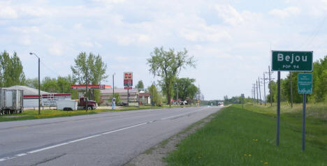 Entering Bejou Minnesota, 2008