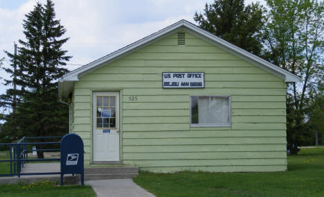Post Office, Bejou Minnesota, 2008