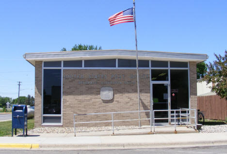Post Office, Belgrade Minnesota, 2009