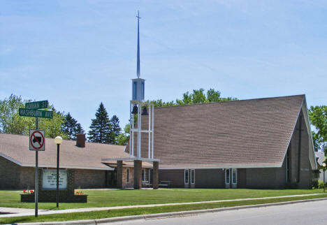 Grace Lutheran Church, Belgrade Minnesota, 2009