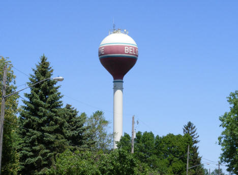 Water Tower, Belgrade Minnesota, 2009