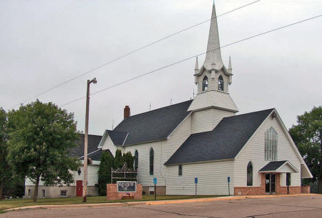 Crow River Lutheran Church, Belgrade Minnesota, 2007