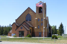 Big Grove Lutheran Church, Belgrade Minnesota
