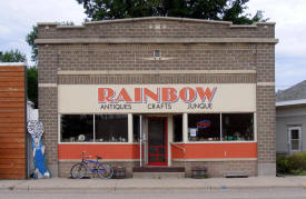 Rainbow Antiques, Crafts and Junque, Belview Minnesota