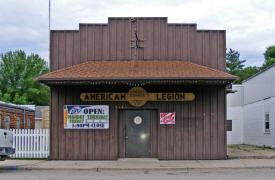 American Legion Post #309, Belview Minnesota