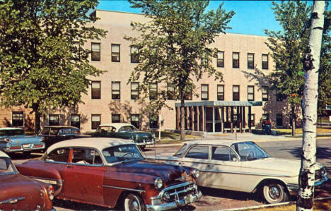 Bemidji Hospital, Bemidji Minnesota, early 1960's