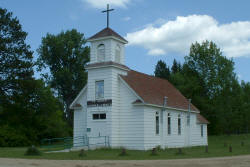 St. Anne's Catholic Church, Bena, MN