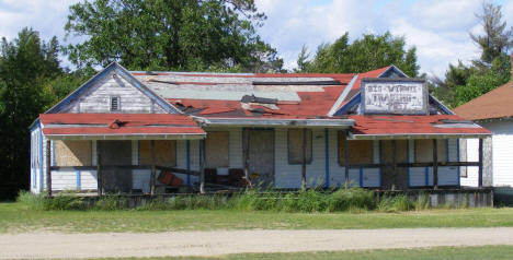 Big Winnie Trading Post, Bena Minnesota, 2009