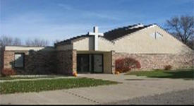 St. Mark's Lutheran Church, Benson Minnesota