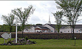 New Life Church of God, Bertha Minnesota