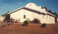Bible Baptist Church, Nevis Minnesota