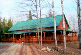 Red Rooster Bed and Breakfast, Big Falls Minnesota