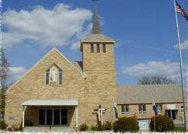 Our Lady of the Lake Catholic Church, Big Lake Minnesota