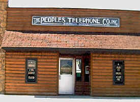 People's Telephone Company, Bigfork Minnesota