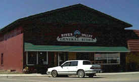River Valley General Store, Bigfork Minnesota