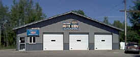 Bigfork Auto Body, Bigfork Minnesota
