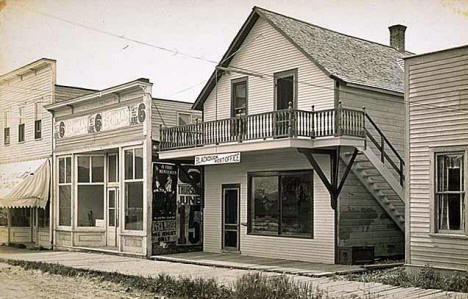 Blackduck Minnesota Post Office, 1910