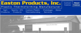 Easton Products Inc, Blooming Prairie Minnesota