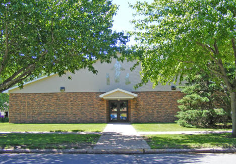 St. Columbanus Church, Blooming Prairie Minnesota, 2010