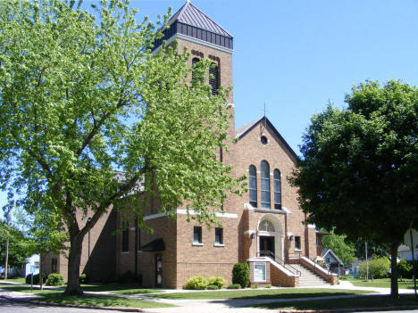 First Lutheran Church, Blooming Prairie Minnesota, 2010