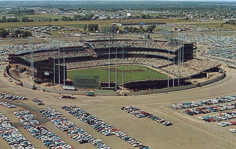 Metropolitan Stadium: Patchwork Glory (By Rick Prescott)
