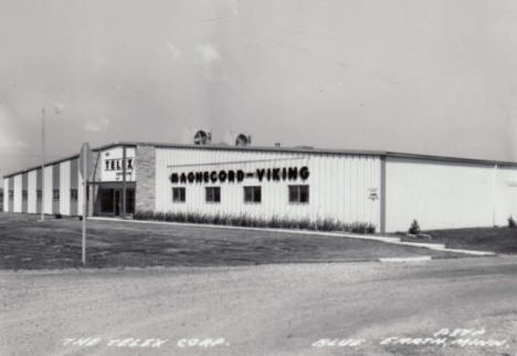 The Telex Corporation, Blue Earth Minnesota, 1950's