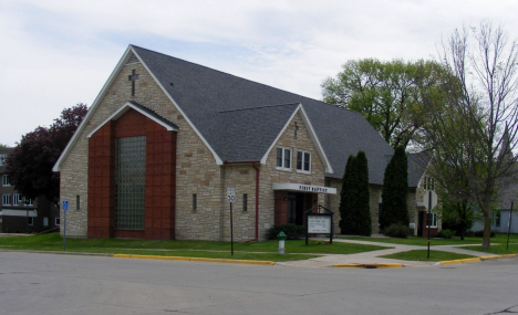 First Baptist Church, Blue Earth Minnesota, 2014