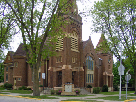First Presbyterian Church, Blue Earth Minnesota, 2014