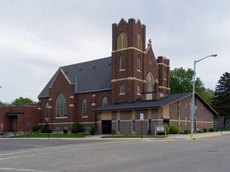 St. Paul Lutheran Church, Blue Earth Minnesota, 2014