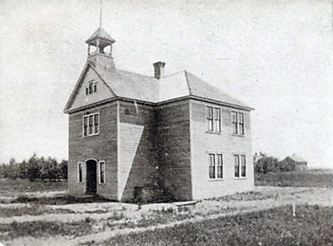 School, Borup Minnesota, 1908