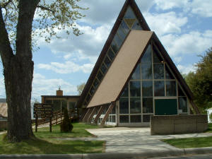 Bethel-Trinity Lutheran Church in Bovey Minnesota